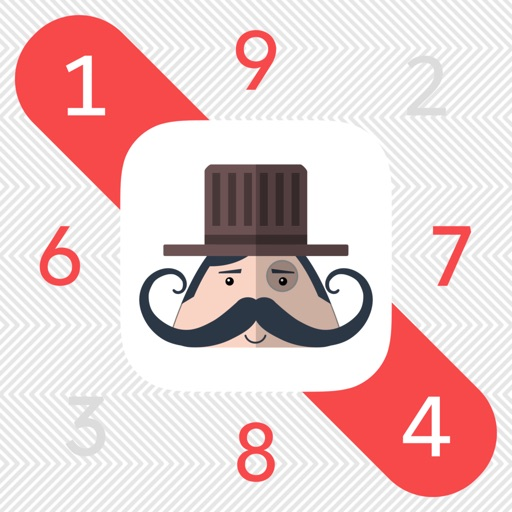 Mr. Mustachio : Number Search