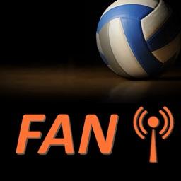 SoloStats Fan Volleyball