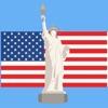 USA Stickers 4th of July emoji