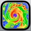 雨雲レーダーと天気予報