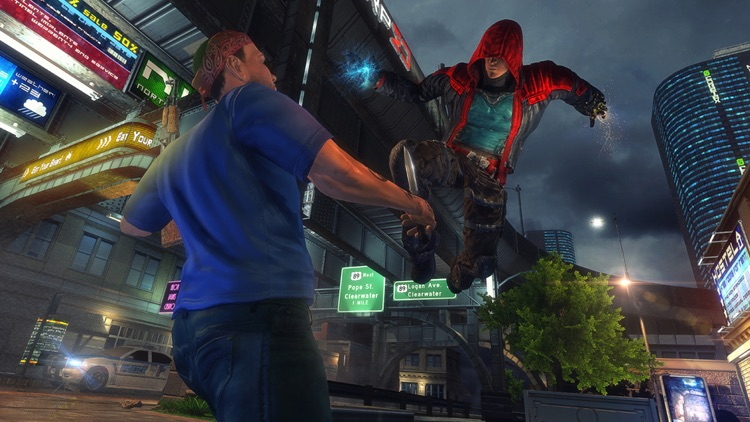 Incredible Hero LEgends screenshot-5