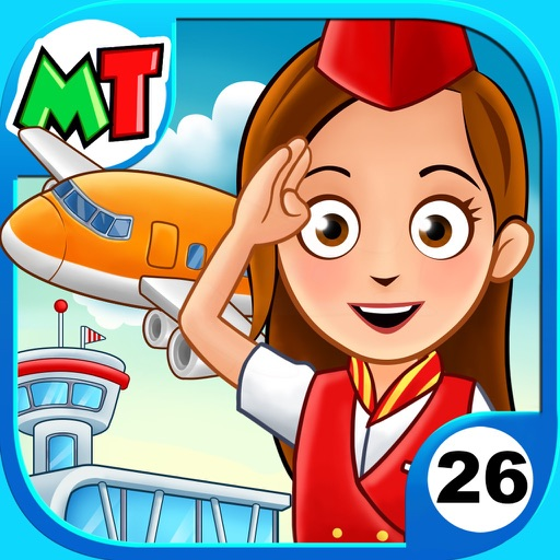 My Town : Airport download