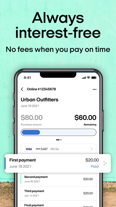 Afterpay - Buy now. Pay later. wiki review and how to guide