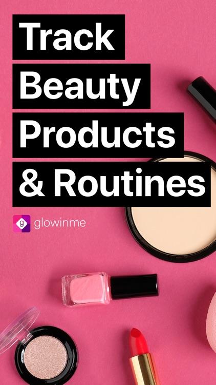 GlowinMe: Beauty Tracker screenshot-0