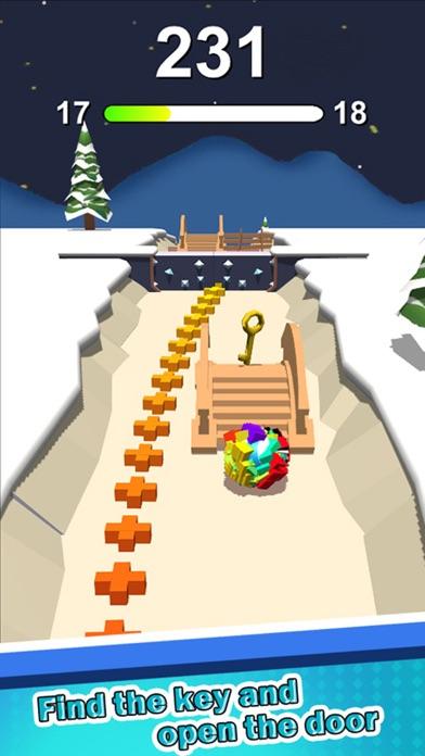 Run!Sticky BallСкриншоты 8