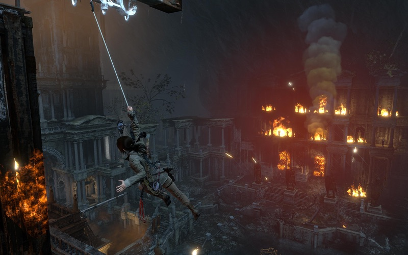 Rise of the Tomb Raider™ screenshot 10