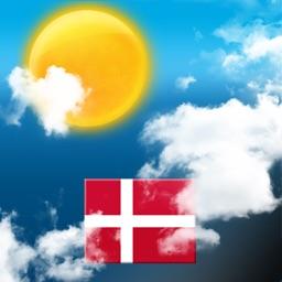 Weather for Denmark