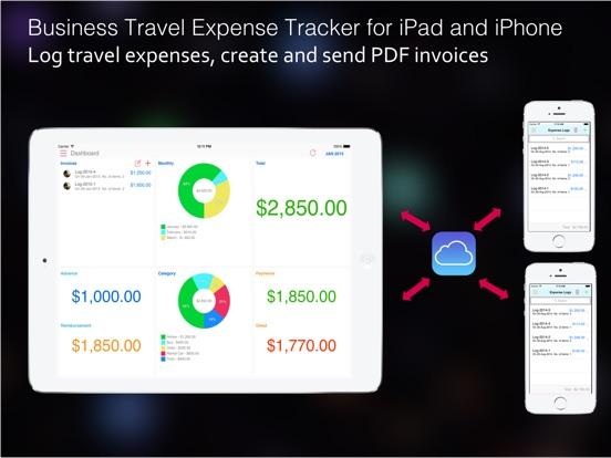 businesstravel expense tracker app price drops