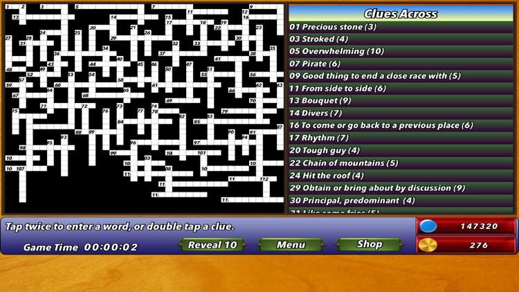 Multiplayer Crossword Puzzle