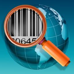 Barcode scanner. QR scanner.