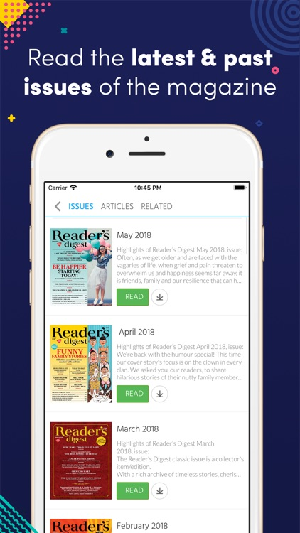 Reader's Digest India by Magzter Inc