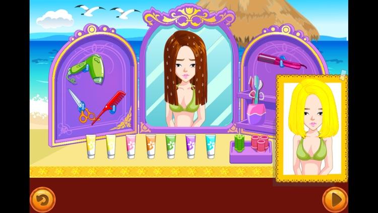 Beach Hair Makeup Salon screenshot-3