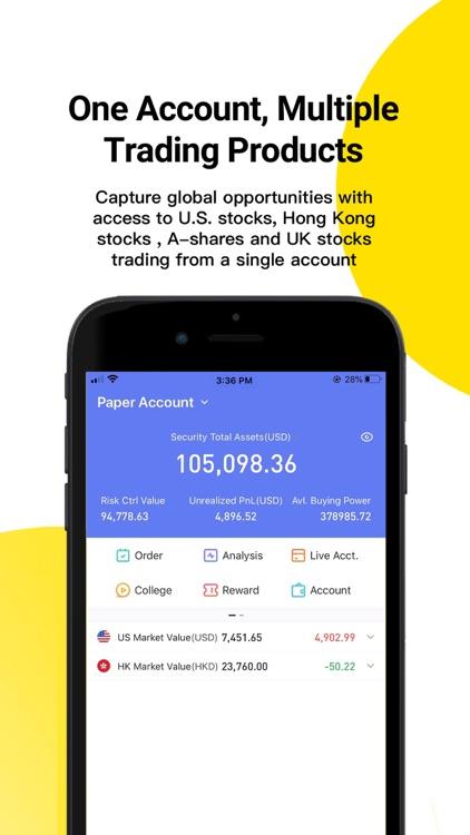 Tiger Trade-Global Invest&Save screenshot-3