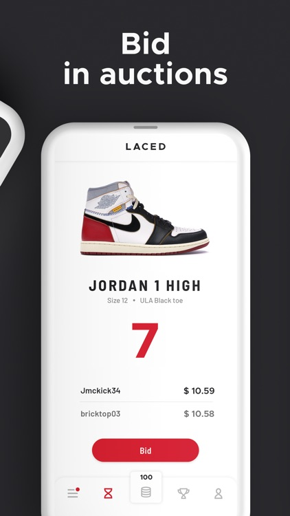 Laced - Win Sneakers