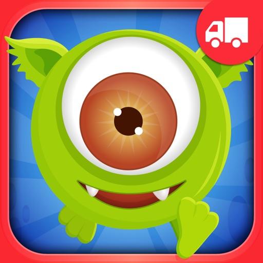 Monsters Games Creative Fun