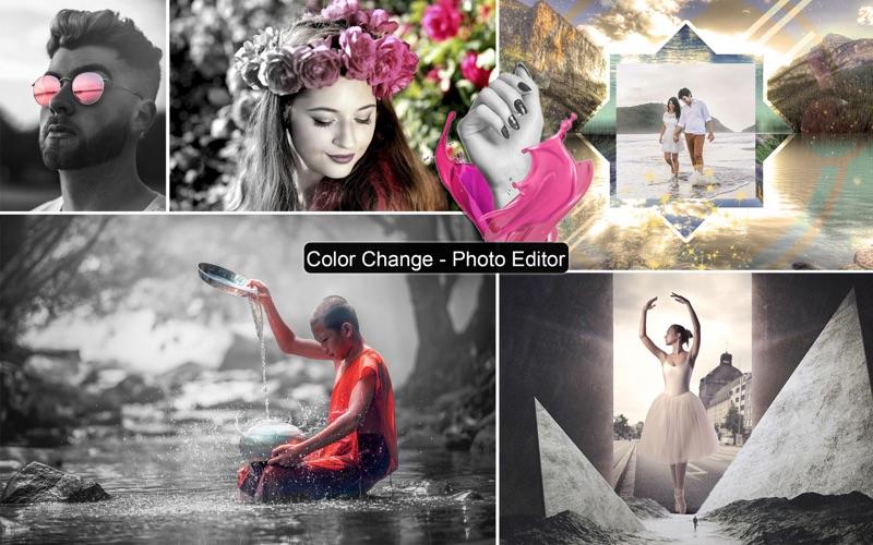 Color Change - Photo Editor screenshot 5