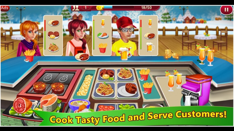 Cooking Madness screenshot-3
