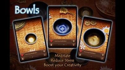 Bowls - Tibetan Singing Bowls Screenshots