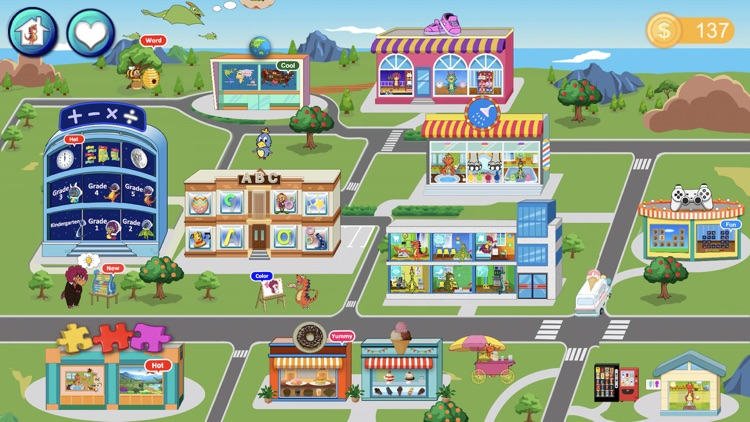 Dino Fun - Kids learning games screenshot-3