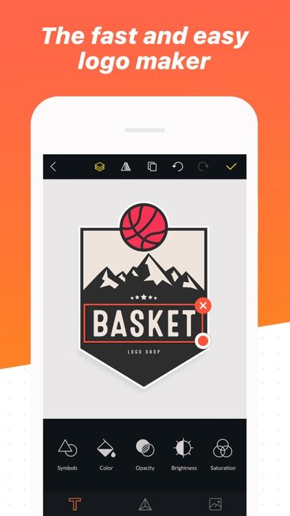 Logo Maker Shop screenshot-0