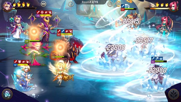 Kỷ Nguyên Triệu Hồi - AFK RPG screenshot-6
