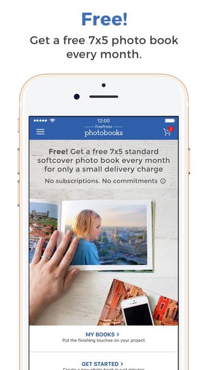 FreePrints Photobooks IE