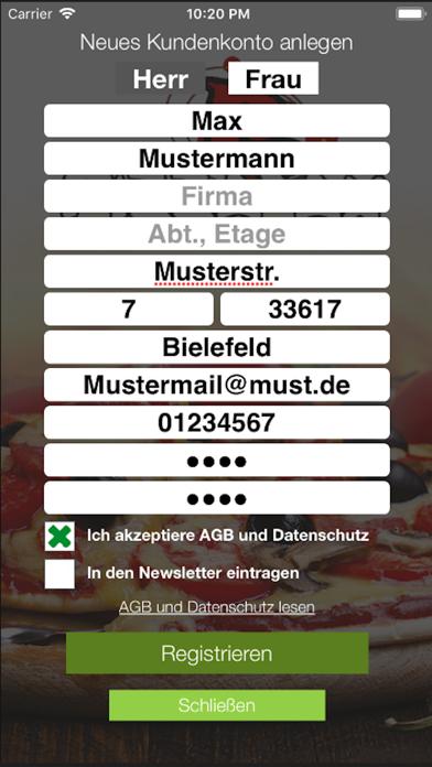 Pizza Pax BielefeldScreenshot von 2