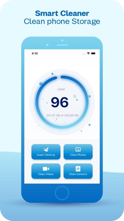 Smart Cleaner - Super Cleaner screenshot-3