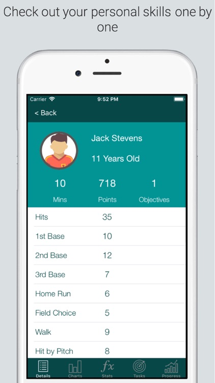 Baseball StatKeeper screenshot-5