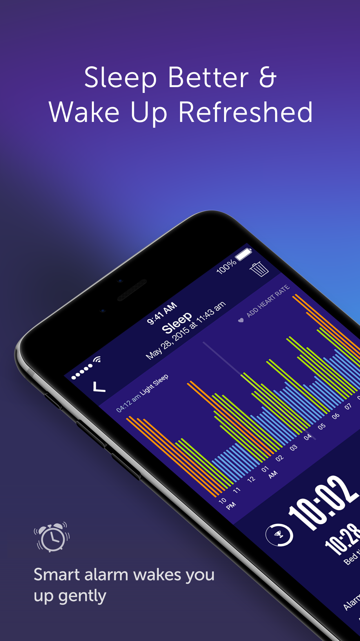 Sleep Time: Cycle Alarm Timer Screenshot