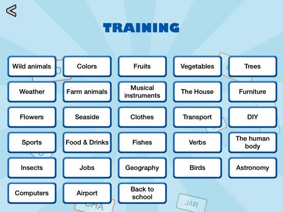 Word Domino - fun letter gamesのおすすめ画像3