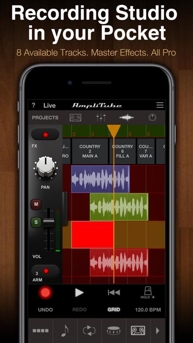 AmpliTube Acousticのおすすめ画像3