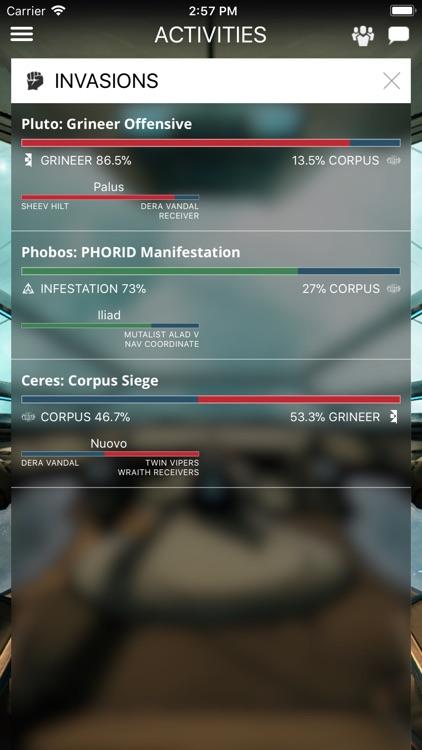 Warframe Companion screenshot-6