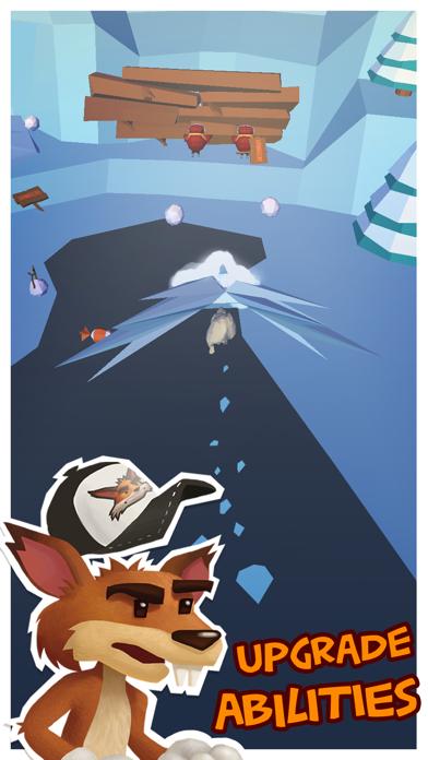 Screenshot from Crashing Season