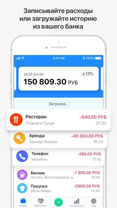 Wallet - Личные финансыСкриншоты 4