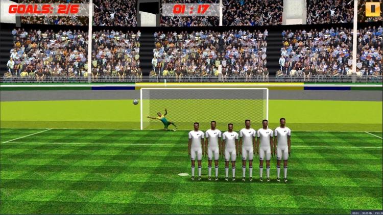 Soccer Football Game Play screenshot-6