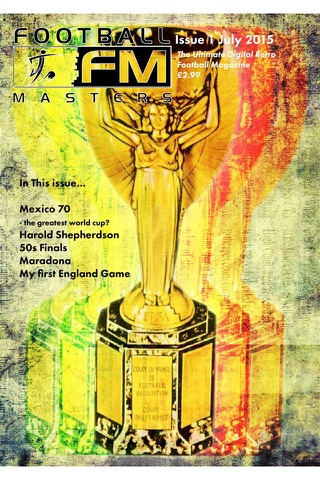 Football Masters Magazine - náhled
