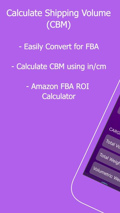 CBM Calculator: For Amazon FBA