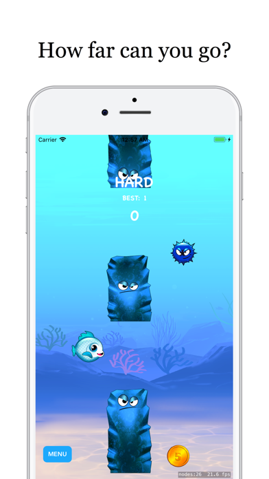 Little Fish - Simple. Fun. screenshot one
