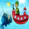 釣り: 釣りゲーム - キャッチ魚