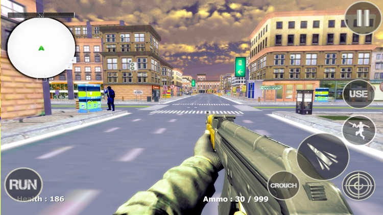 Frontline Special Commando screenshot-4