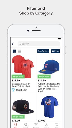 288e9896f02 Fanatics  Gear for Sports Fans on the App Store
