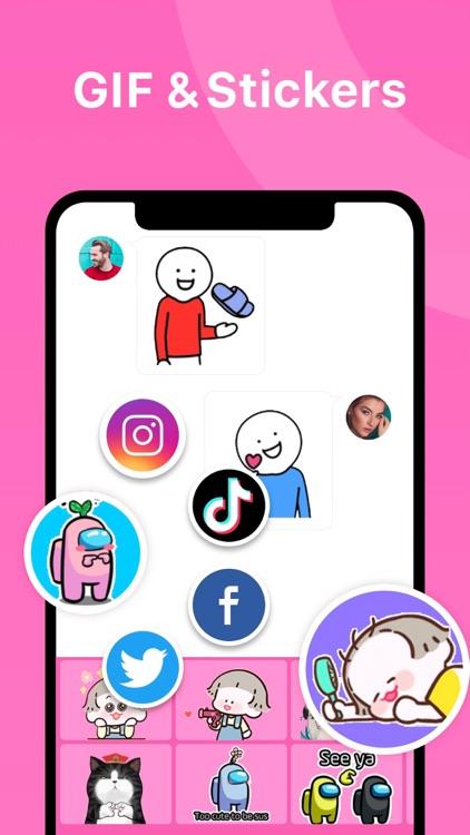 Facemoji Keyboard: Fonts&Emoji screenshot-9