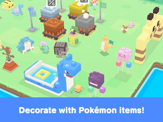 Pokémon Quest iPad app afbeelding 4
