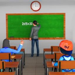 High School Life Simulator 3D