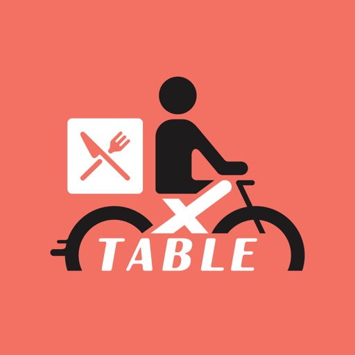 X TABLE:フードデリバリー・配送・出前アプリ