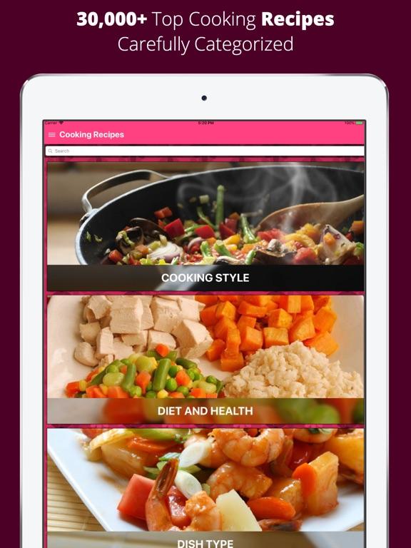 Recipe Book - 30K+ Recipes screenshot 5