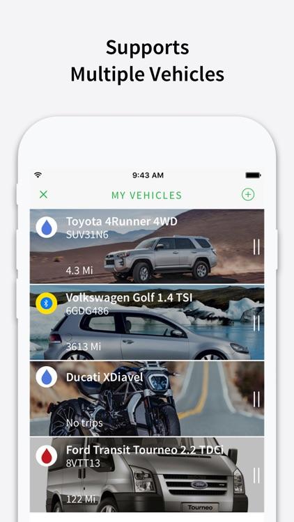 Psngr - Mileage Tracker screenshot-4
