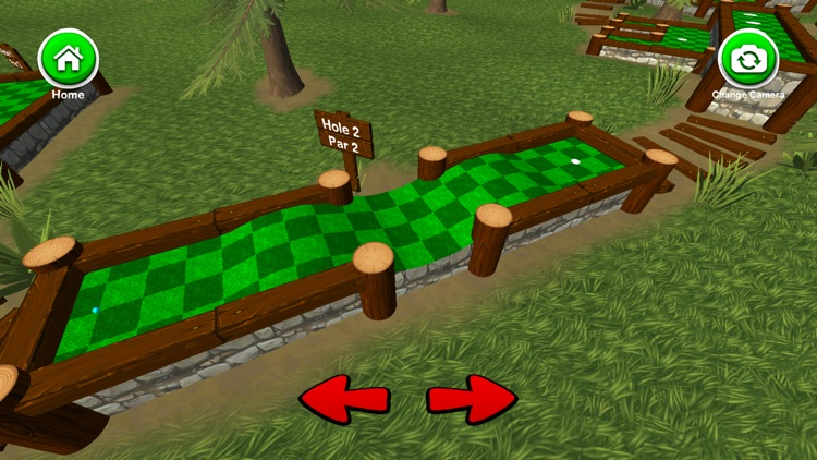 Mini Golf 3D 3 screenshot-3