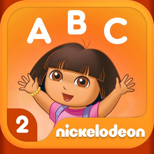 Dora ABCs Vol 2:  Rhyming HD icon